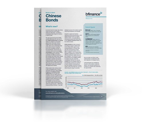 Chinese Bonds